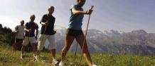 Outdoor csapatépítés - Nordic Walking